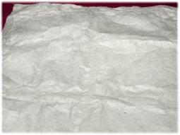 衣裳敷をロクタの手漉き紙で作る。_d0221430_23170816.jpg