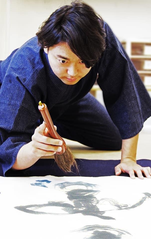 12/23(水)-27(日) 書道家 武田双雲個展「聖」@LIFESTYLE SHOP COKUにて開催_b0115615_18395009.jpg