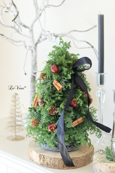 Basicクラス 12月『クリスマスツリー』_e0158653_20331039.jpg