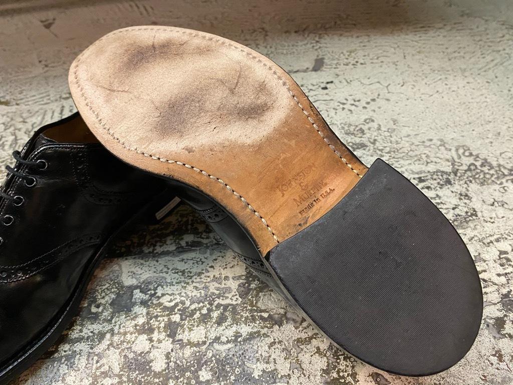 12月19日(土)マグネッツ大阪店Superior入荷日!! #3 LeatherShoes&Knit編!! Johnston&Murphy,Florsheim,AlllenEdmonds!!_c0078587_13081220.jpg