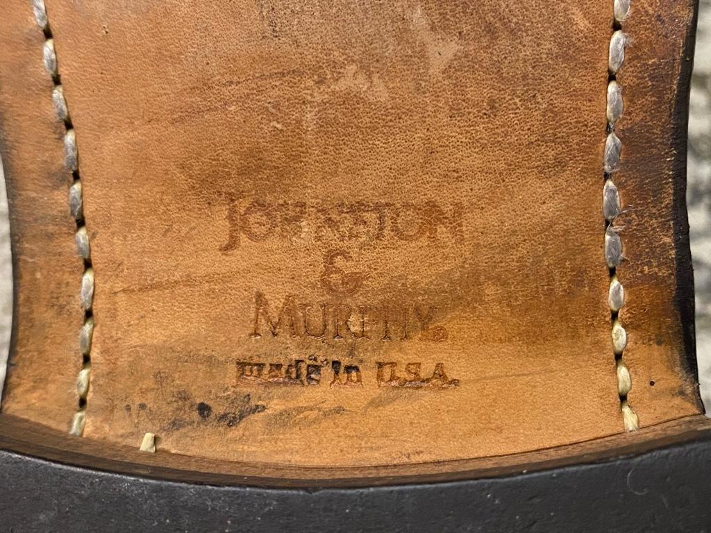 12月19日(土)マグネッツ大阪店Superior入荷日!! #3 LeatherShoes&Knit編!! Johnston&Murphy,Florsheim,AlllenEdmonds!!_c0078587_13081471.jpg
