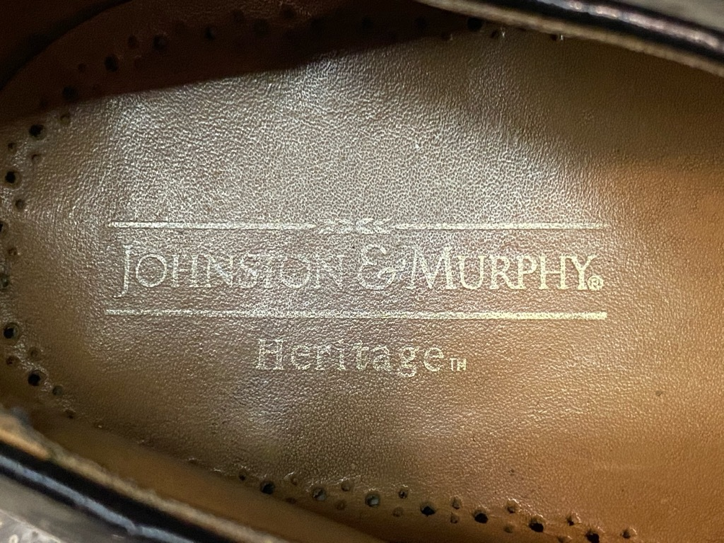 12月19日(土)マグネッツ大阪店Superior入荷日!! #3 LeatherShoes&Knit編!! Johnston&Murphy,Florsheim,AlllenEdmonds!!_c0078587_13081609.jpg