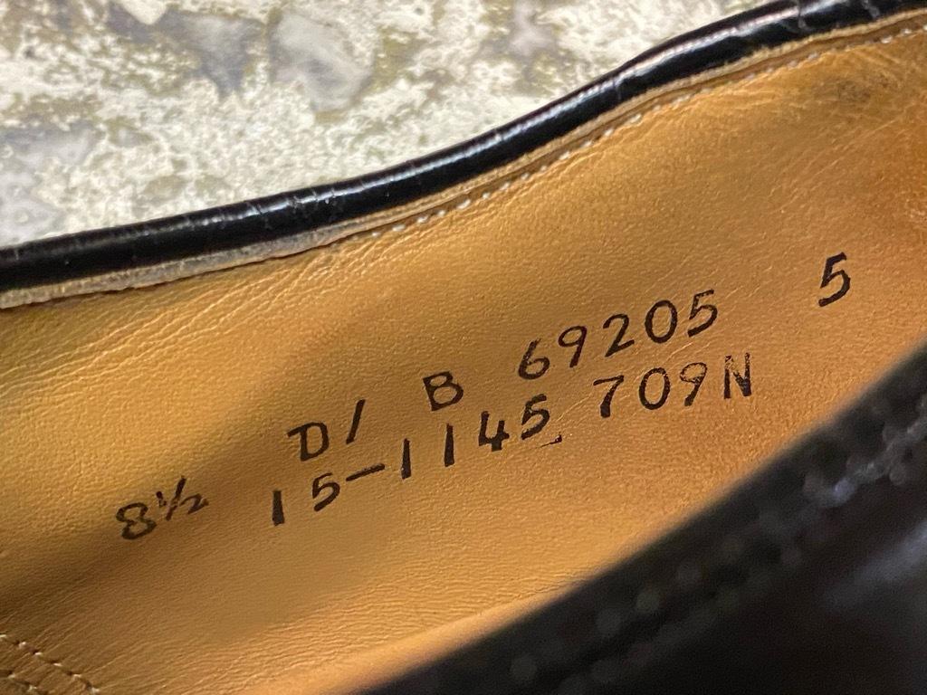12月19日(土)マグネッツ大阪店Superior入荷日!! #3 LeatherShoes&Knit編!! Johnston&Murphy,Florsheim,AlllenEdmonds!!_c0078587_13081850.jpg
