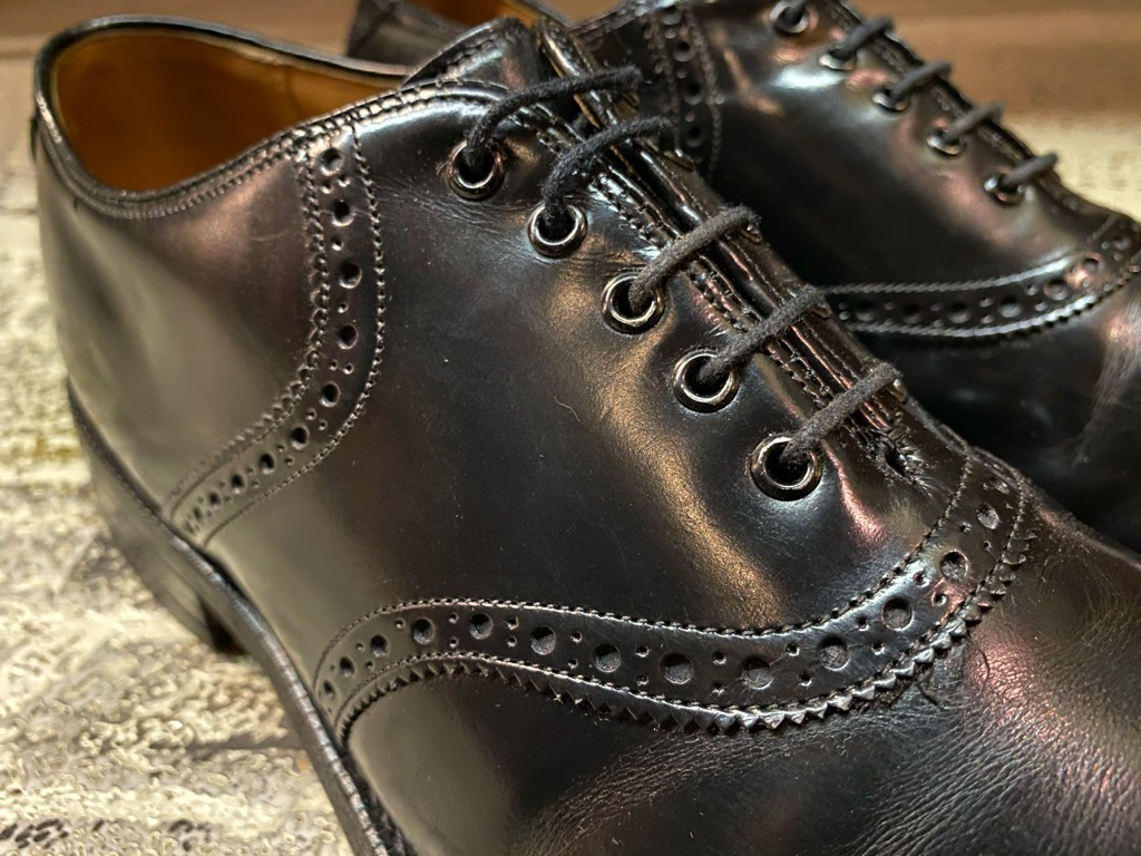 12月19日(土)マグネッツ大阪店Superior入荷日!! #3 LeatherShoes&Knit編!! Johnston&Murphy,Florsheim,AlllenEdmonds!!_c0078587_13082110.jpg