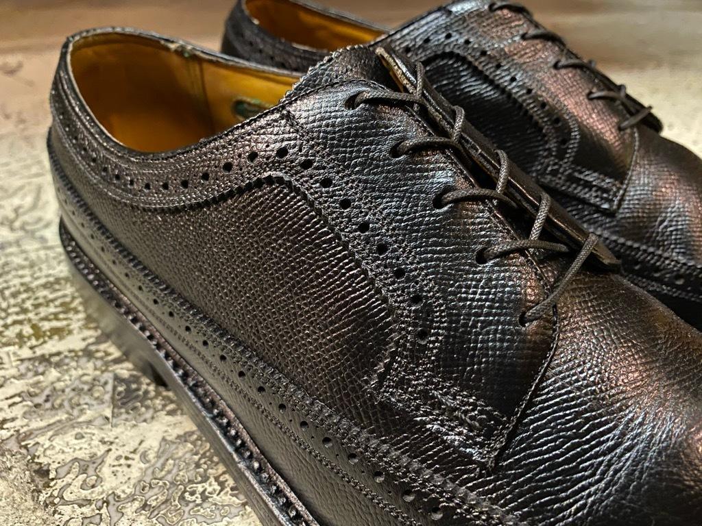 12月19日(土)マグネッツ大阪店Superior入荷日!! #3 LeatherShoes&Knit編!! Johnston&Murphy,Florsheim,AlllenEdmonds!!_c0078587_13104421.jpg