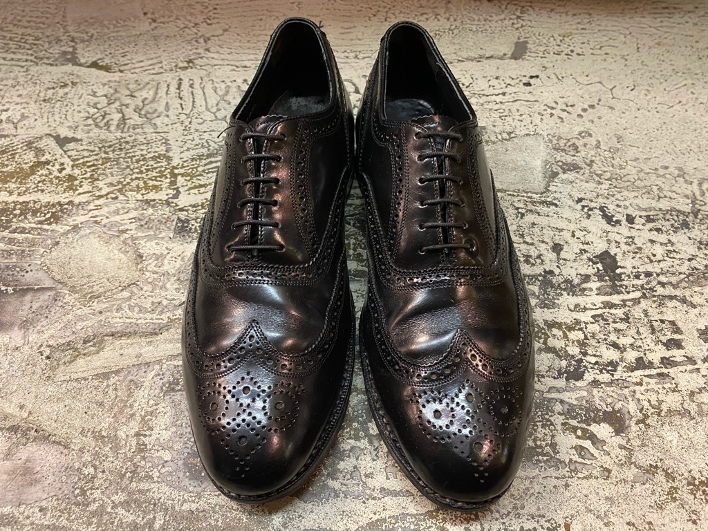 12月19日(土)マグネッツ大阪店Superior入荷日!! #3 LeatherShoes&Knit編!! Johnston&Murphy,Florsheim,AlllenEdmonds!!_c0078587_13114010.jpg