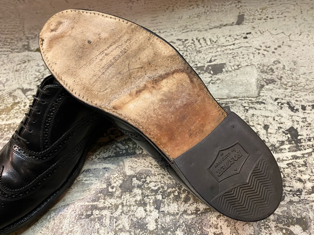 12月19日(土)マグネッツ大阪店Superior入荷日!! #3 LeatherShoes&Knit編!! Johnston&Murphy,Florsheim,AlllenEdmonds!!_c0078587_13114430.jpg