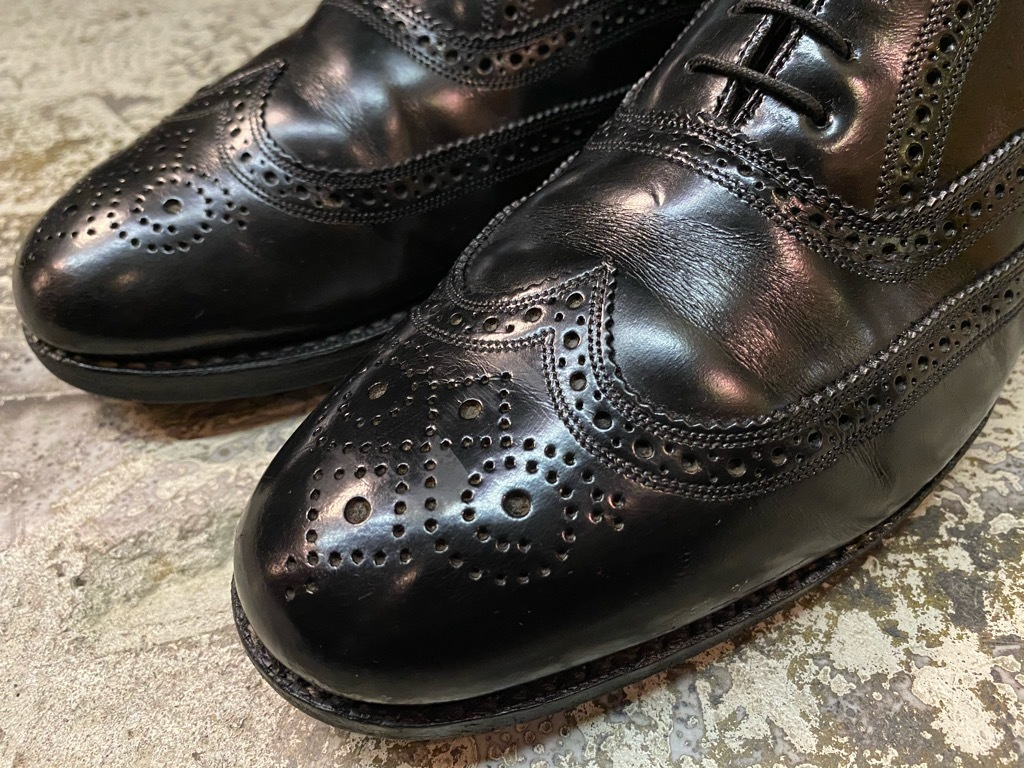 12月19日(土)マグネッツ大阪店Superior入荷日!! #3 LeatherShoes&Knit編!! Johnston&Murphy,Florsheim,AlllenEdmonds!!_c0078587_13115097.jpg