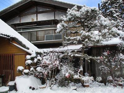 稲武にしては大雪です。_c0194003_11343954.jpg