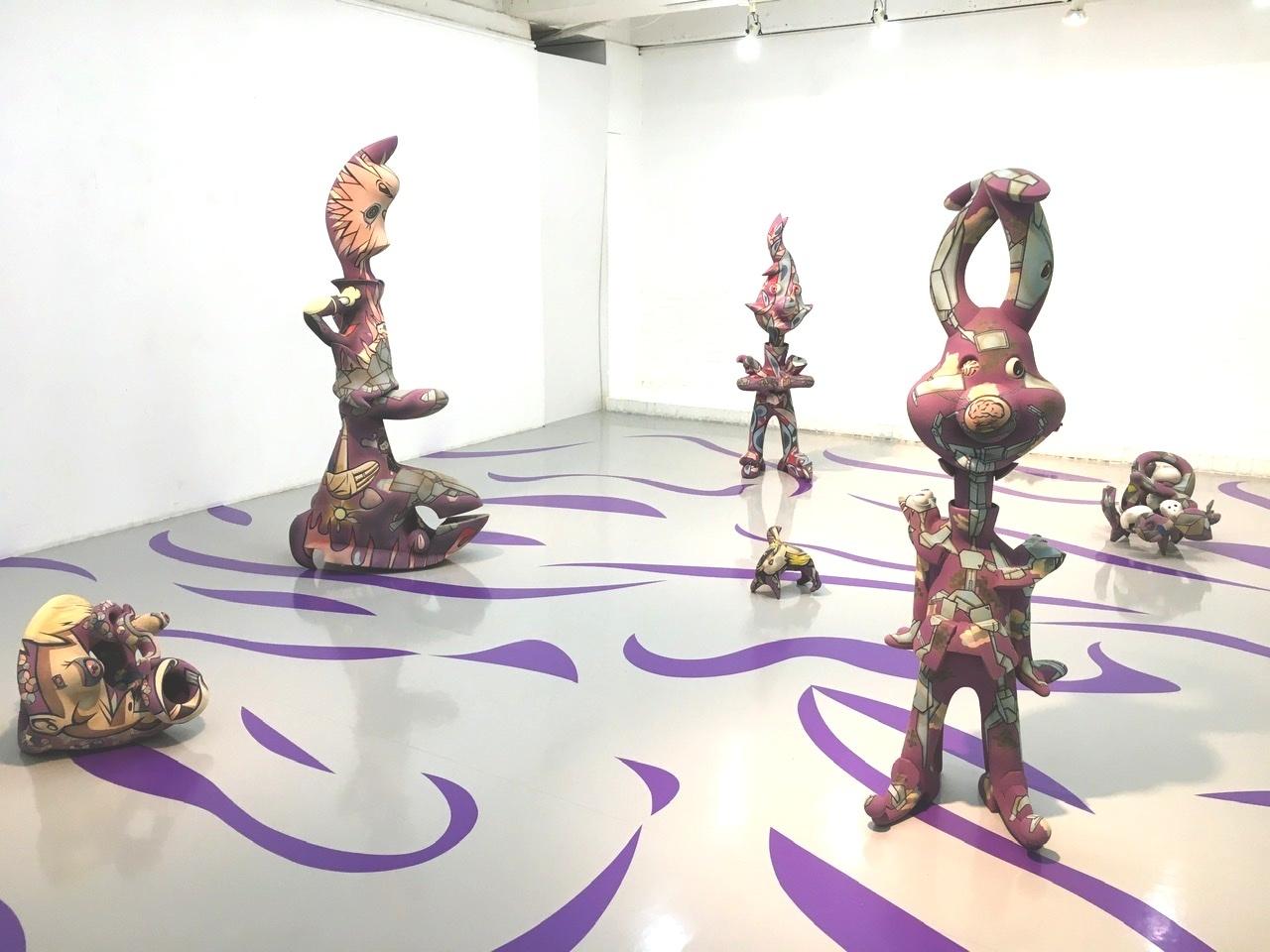 日野田 崇 展「吼える手色形楽」/Takashi HINODA exhibition_d0271004_00391579.jpeg