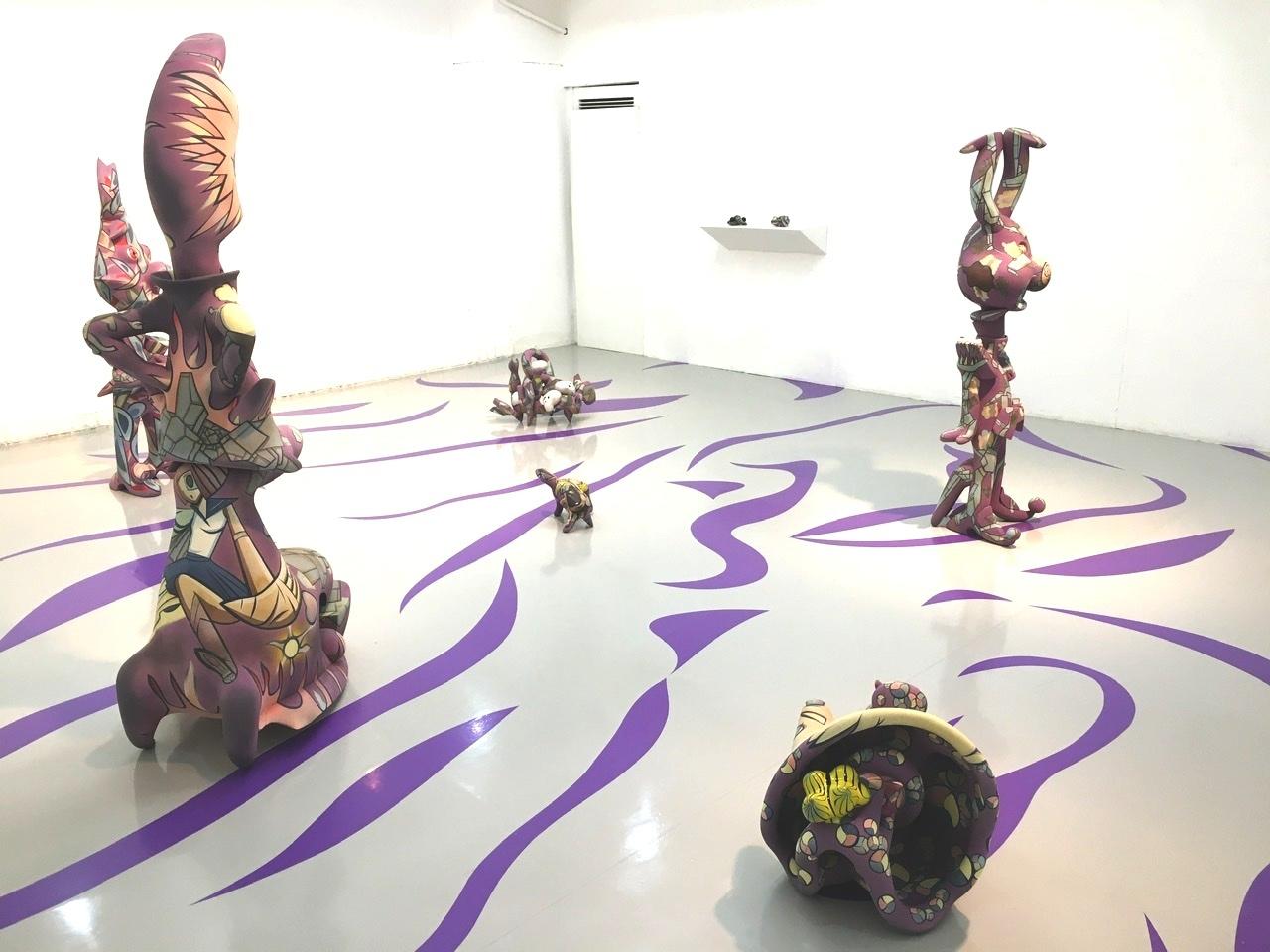 日野田 崇 展「吼える手色形楽」/Takashi HINODA exhibition_d0271004_00393490.jpeg