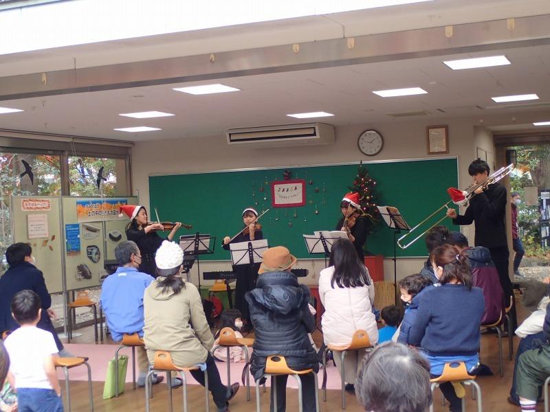 「すみればクリスマスコンサート」を行いました!_b0049307_11504944.jpg