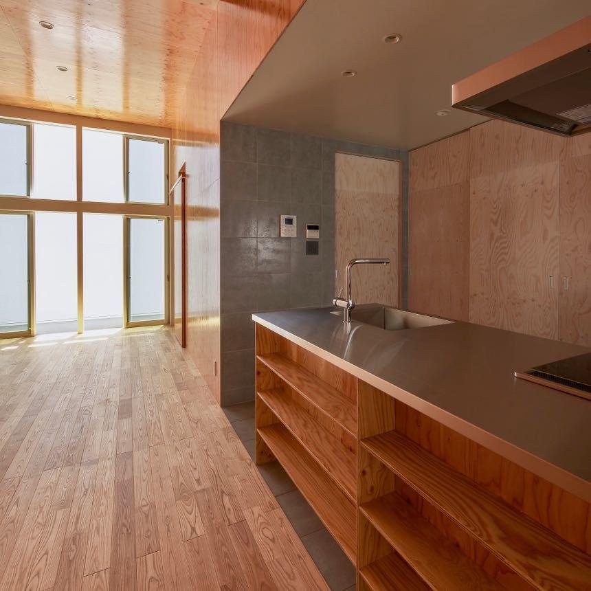 大阪市内の新築住宅の内観です。_d0111714_15312171.jpg