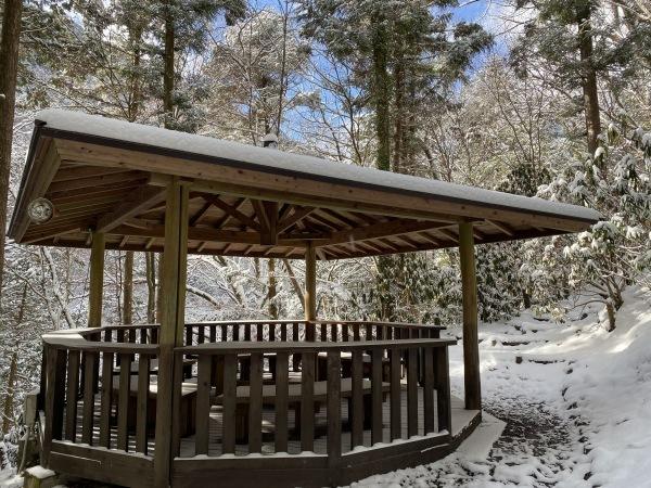 ❆付知峡の雪景色❆_e0020051_13515724.jpg