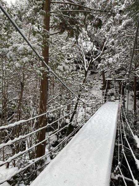 ❆付知峡の雪景色❆_e0020051_13525042.jpg