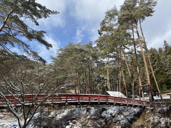 ❆付知峡の雪景色❆_e0020051_13550978.jpg