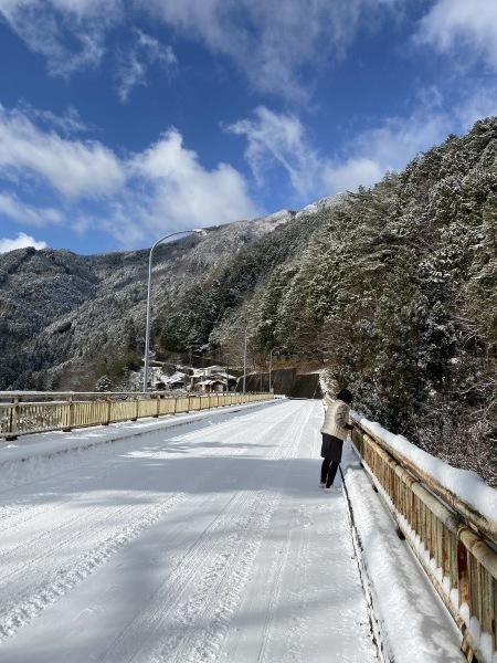 ❆付知峡の雪景色❆_e0020051_14105371.jpg