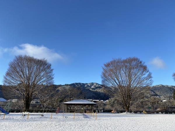 ❆付知峡の雪景色❆_e0020051_15231487.jpg