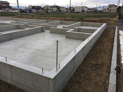 GTJ-house  基礎工事_d0166782_14391295.jpg