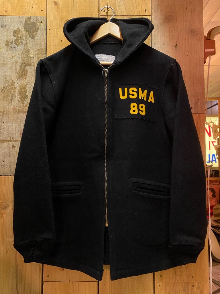 12月19日(土)マグネッツ大阪店Superior入荷日!! #6 Army&USAF編!!1989 USMA Cadet Parka,MA-1,N-3B&CWU-1/P!!_c0078587_18555061.jpg