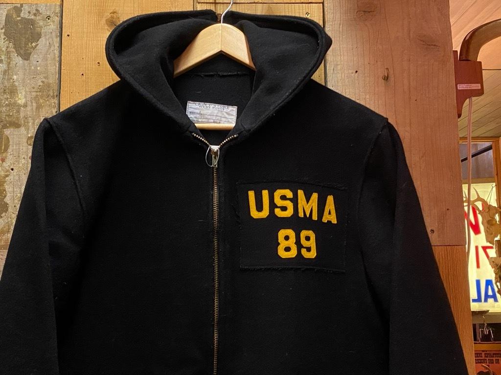 12月19日(土)マグネッツ大阪店Superior入荷日!! #6 Army&USAF編!!1989 USMA Cadet Parka,MA-1,N-3B&CWU-1/P!!_c0078587_18555357.jpg