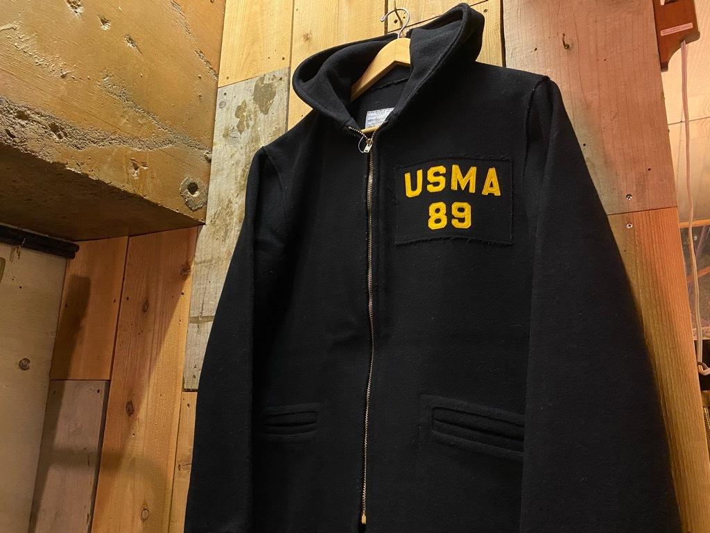 12月19日(土)マグネッツ大阪店Superior入荷日!! #6 Army&USAF編!!1989 USMA Cadet Parka,MA-1,N-3B&CWU-1/P!!_c0078587_18555548.jpg