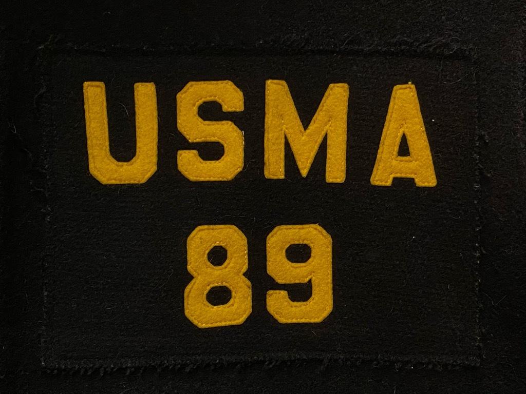 12月19日(土)マグネッツ大阪店Superior入荷日!! #6 Army&USAF編!!1989 USMA Cadet Parka,MA-1,N-3B&CWU-1/P!!_c0078587_18555887.jpg