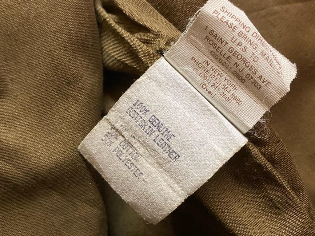 12月19日(土)マグネッツ大阪店Superior入荷日!! #6 Army&USAF編!!1989 USMA Cadet Parka,MA-1,N-3B&CWU-1/P!!_c0078587_18582207.jpg