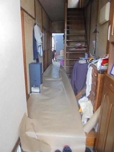 T様邸(佐伯区美の里)お風呂・キッチン改修・シロアリ駆除工事_d0125228_07342595.jpg