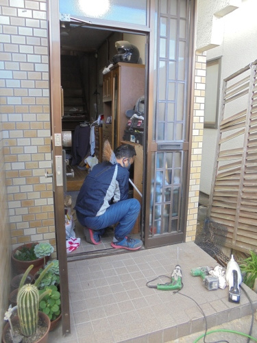 T様邸(佐伯区美の里)お風呂・キッチン改修・シロアリ駆除工事_d0125228_07343480.jpg