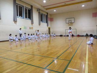 金曜空手 発寒教室 稽古納め!_c0118332_22441222.jpg