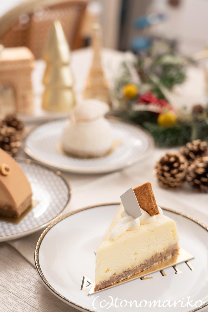家族でクリスマス月間♪「モリヨシダ」デー_c0024345_20242809.jpg
