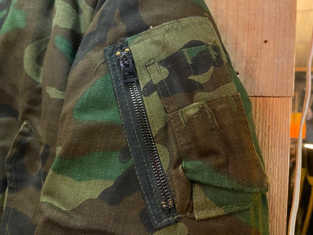 12月19日(土)マグネッツ大阪店Superior入荷日!! #6 Army&USAF編!!1989 USMA Cadet Parka,MA-1,N-3B&CWU-1/P!!_c0078587_10265914.jpg