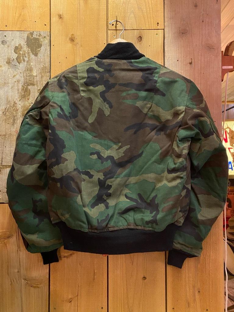12月19日(土)マグネッツ大阪店Superior入荷日!! #6 Army&USAF編!!1989 USMA Cadet Parka,MA-1,N-3B&CWU-1/P!!_c0078587_10270121.jpg