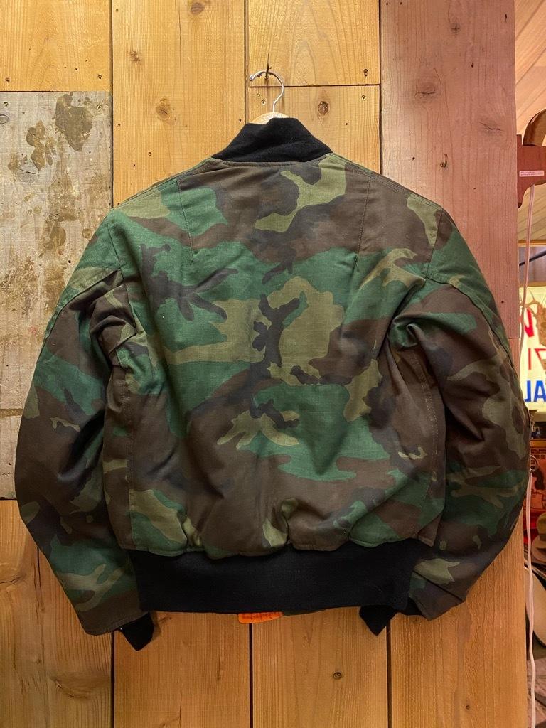 12月19日(土)マグネッツ大阪店Superior入荷日!! #6 Army&USAF編!!1989 USMA Cadet Parka,MA-1,N-3B&CWU-1/P!!_c0078587_10331216.jpg