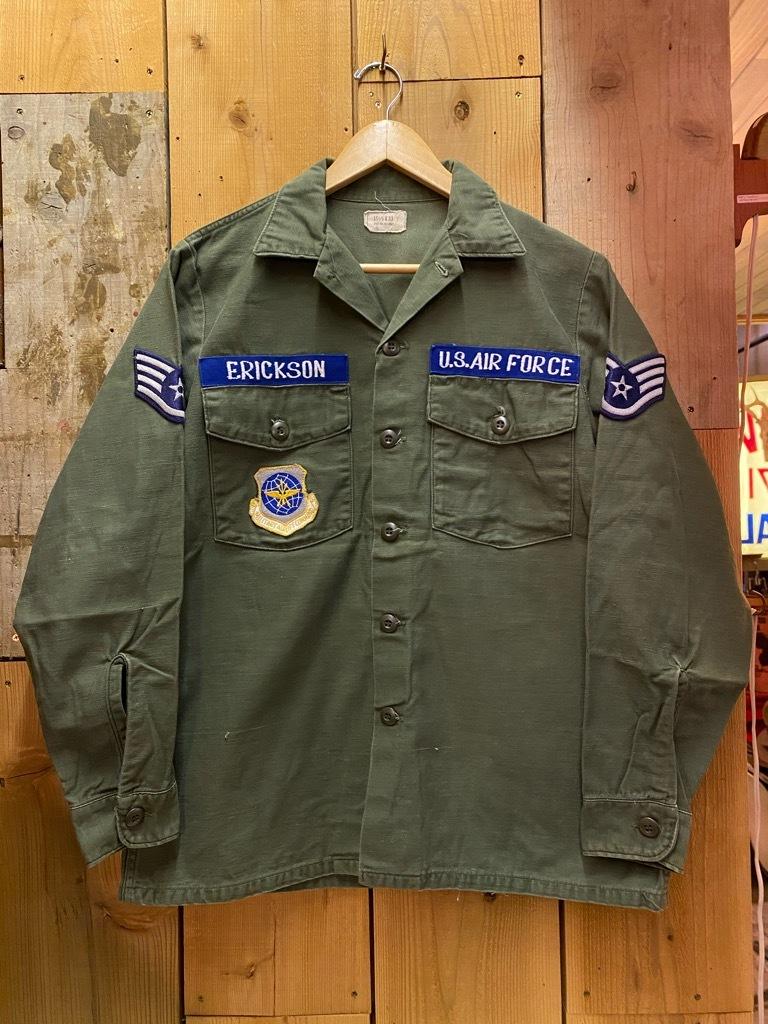 12月19日(土)マグネッツ大阪店Superior入荷日!! #6 Army&USAF編!!1989 USMA Cadet Parka,MA-1,N-3B&CWU-1/P!!_c0078587_10374717.jpg