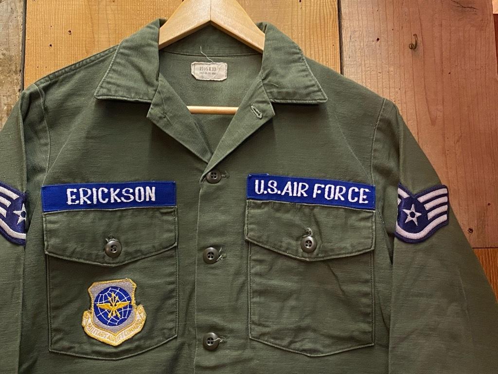 12月19日(土)マグネッツ大阪店Superior入荷日!! #6 Army&USAF編!!1989 USMA Cadet Parka,MA-1,N-3B&CWU-1/P!!_c0078587_10374743.jpg