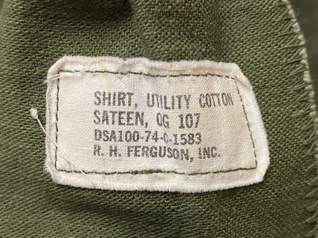 12月19日(土)マグネッツ大阪店Superior入荷日!! #6 Army&USAF編!!1989 USMA Cadet Parka,MA-1,N-3B&CWU-1/P!!_c0078587_10380657.jpg