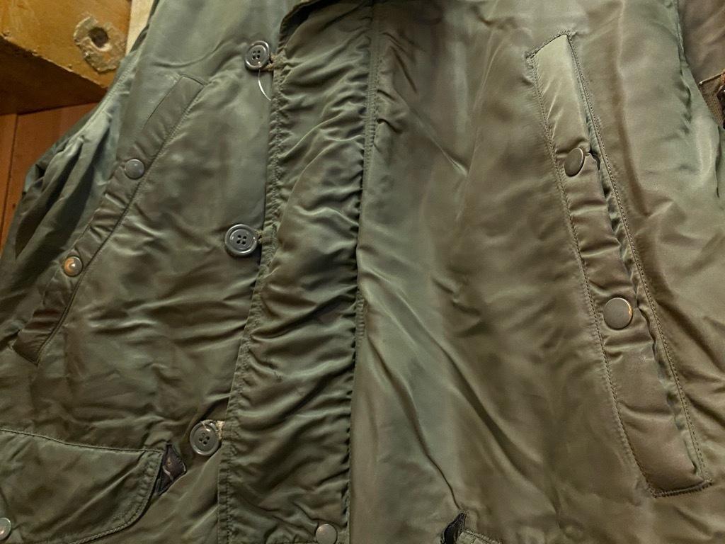 12月19日(土)マグネッツ大阪店Superior入荷日!! #6 Army&USAF編!!1989 USMA Cadet Parka,MA-1,N-3B&CWU-1/P!!_c0078587_10410022.jpg