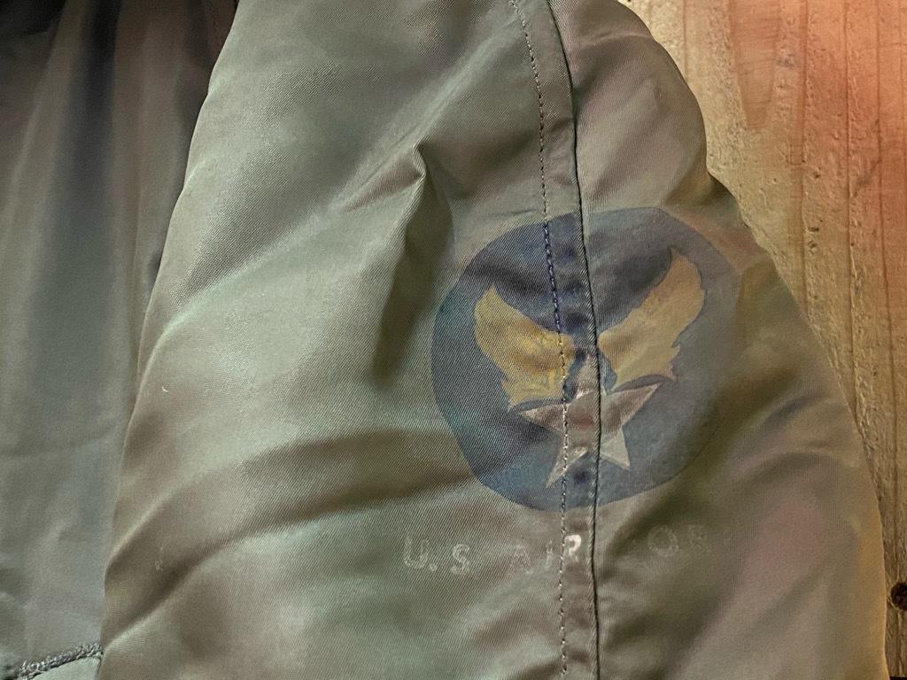 12月19日(土)マグネッツ大阪店Superior入荷日!! #6 Army&USAF編!!1989 USMA Cadet Parka,MA-1,N-3B&CWU-1/P!!_c0078587_10410065.jpg