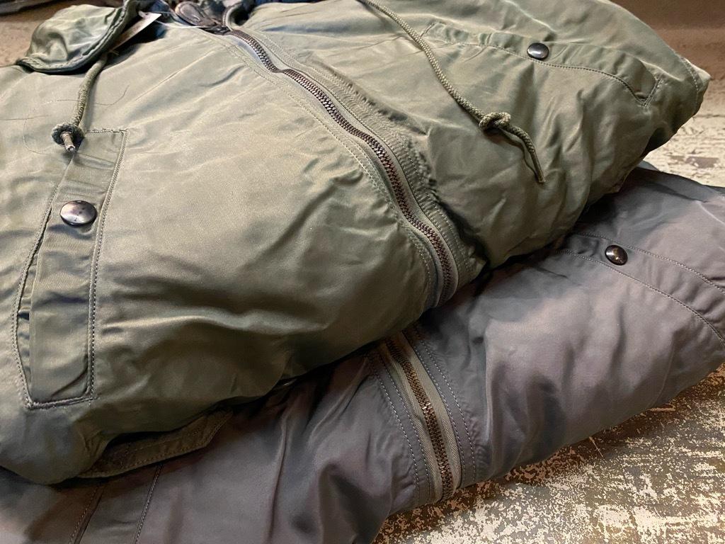 12月19日(土)マグネッツ大阪店Superior入荷日!! #6 Army&USAF編!!1989 USMA Cadet Parka,MA-1,N-3B&CWU-1/P!!_c0078587_10464057.jpg