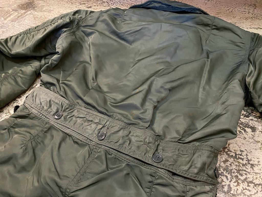 12月19日(土)マグネッツ大阪店Superior入荷日!! #6 Army&USAF編!!1989 USMA Cadet Parka,MA-1,N-3B&CWU-1/P!!_c0078587_10471128.jpg