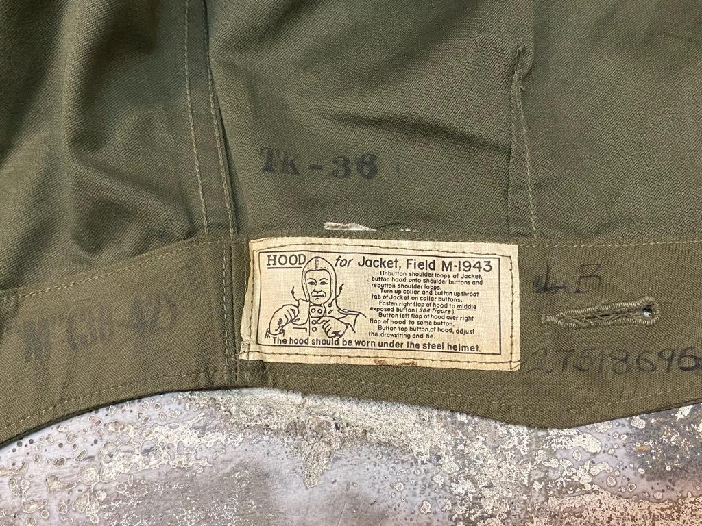 12月19日(土)マグネッツ大阪店Superior入荷日!! #7 U.S.Army編!!M-43,M-50,M-51,M-65&Sleeping Bag!!_c0078587_11013115.jpg