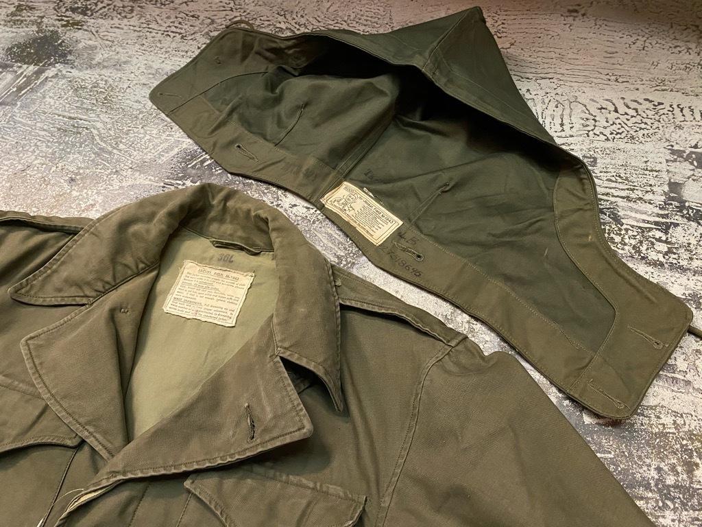 12月19日(土)マグネッツ大阪店Superior入荷日!! #7 U.S.Army編!!M-43,M-50,M-51,M-65&Sleeping Bag!!_c0078587_11013130.jpg