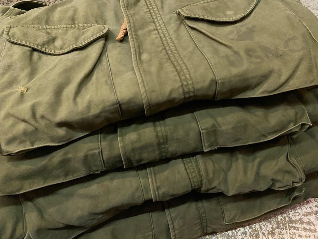 12月19日(土)マグネッツ大阪店Superior入荷日!! #7 U.S.Army編!!M-43,M-50,M-51,M-65&Sleeping Bag!!_c0078587_11113868.jpg