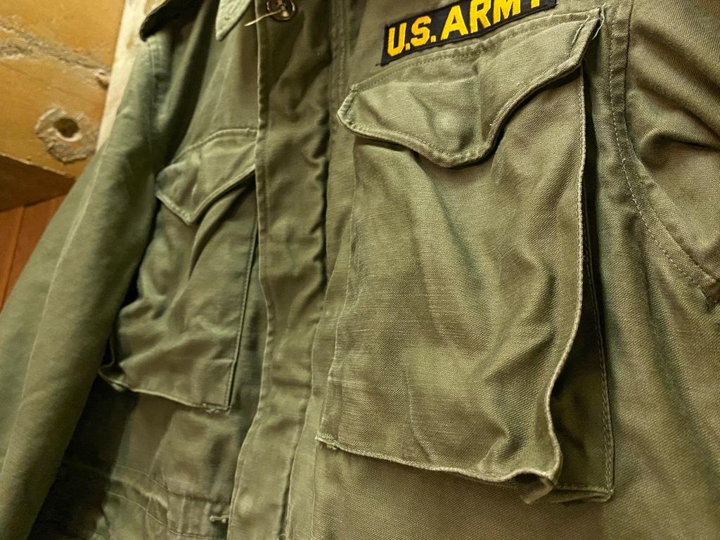 12月19日(土)マグネッツ大阪店Superior入荷日!! #7 U.S.Army編!!M-43,M-50,M-51,M-65&Sleeping Bag!!_c0078587_11124084.jpg