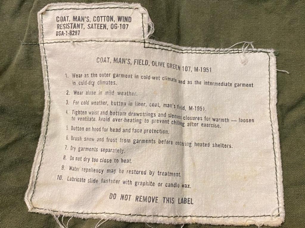 12月19日(土)マグネッツ大阪店Superior入荷日!! #7 U.S.Army編!!M-43,M-50,M-51,M-65&Sleeping Bag!!_c0078587_11131078.jpg