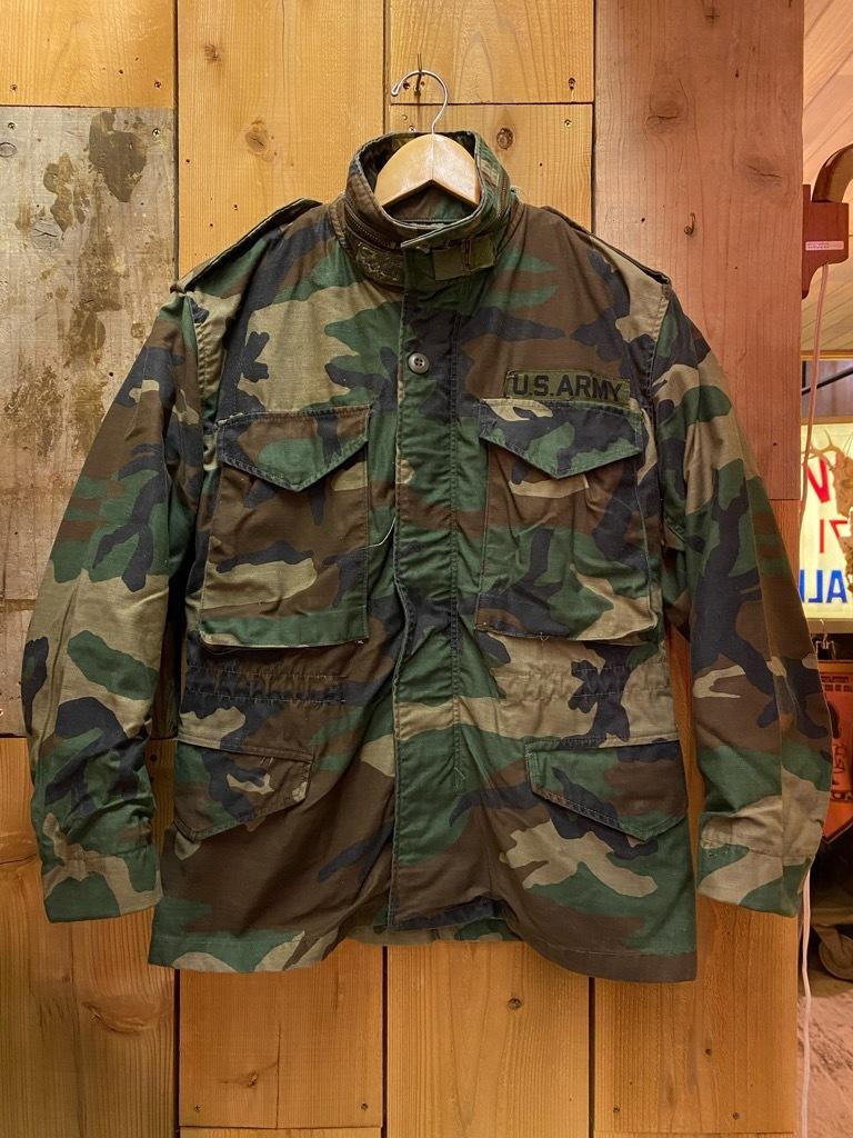 12月19日(土)マグネッツ大阪店Superior入荷日!! #7 U.S.Army編!!M-43,M-50,M-51,M-65&Sleeping Bag!!_c0078587_11225862.jpg