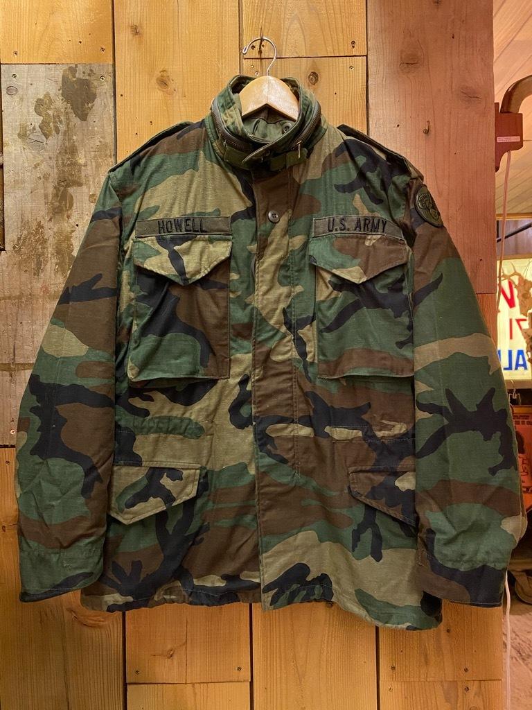 12月19日(土)マグネッツ大阪店Superior入荷日!! #7 U.S.Army編!!M-43,M-50,M-51,M-65&Sleeping Bag!!_c0078587_11263947.jpg