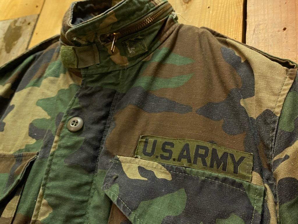12月19日(土)マグネッツ大阪店Superior入荷日!! #7 U.S.Army編!!M-43,M-50,M-51,M-65&Sleeping Bag!!_c0078587_11263976.jpg